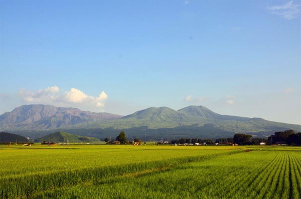阿蘇の風景
