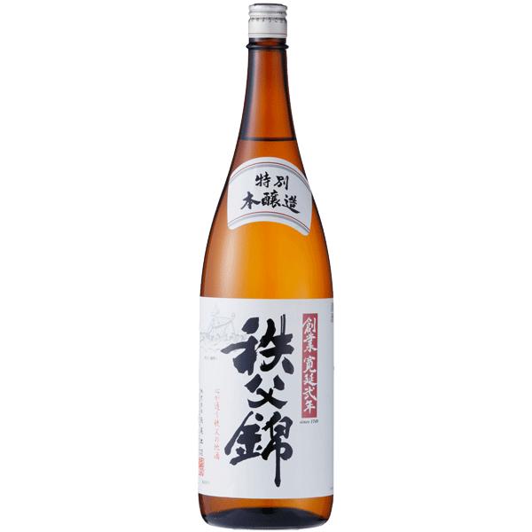 秩父錦 特別本醸造 1.8ml