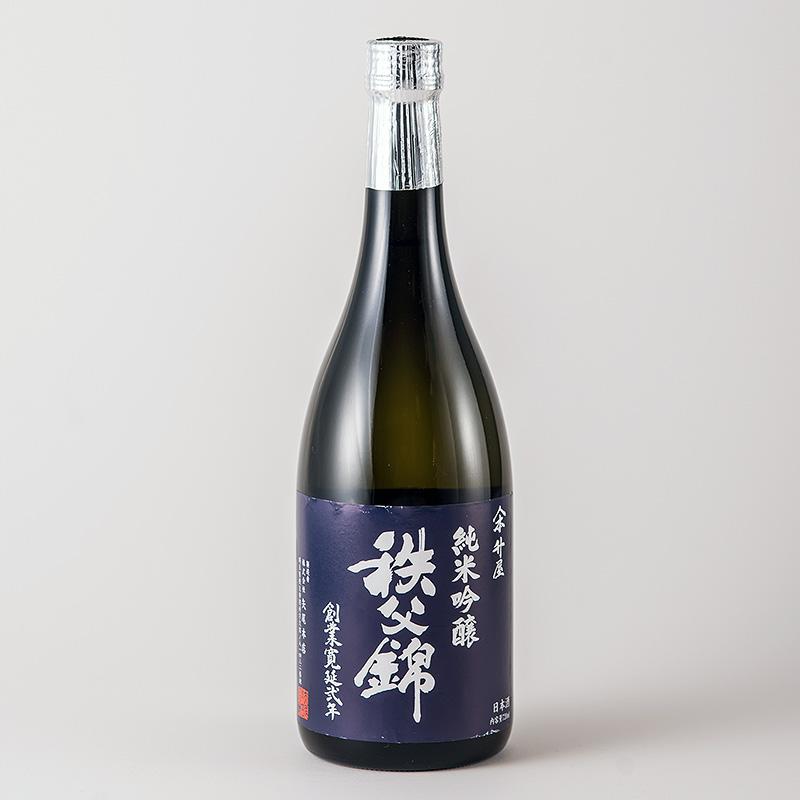 秩父錦 純米吟醸 720ml