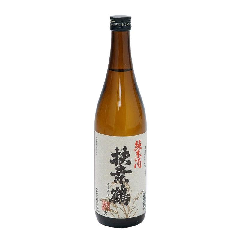扶桑鶴 純米酒 720ml