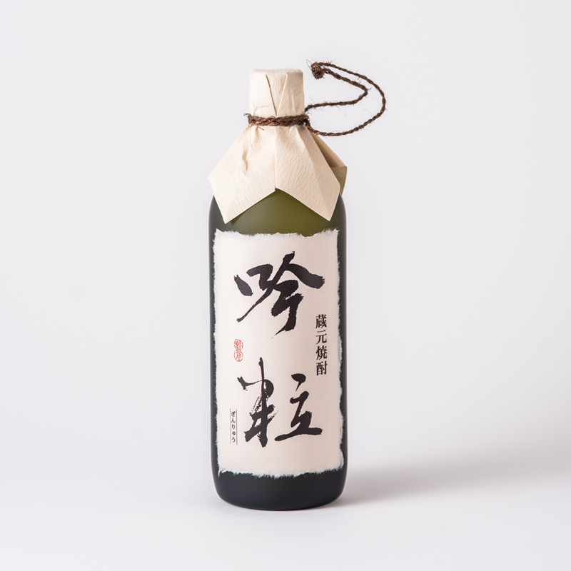 笹の川酒造 蔵元焼酎 吟粒 720ml