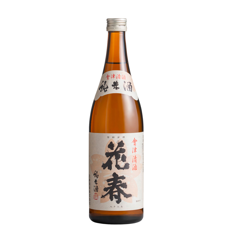 花春酒造 濃醇純米酒720ml