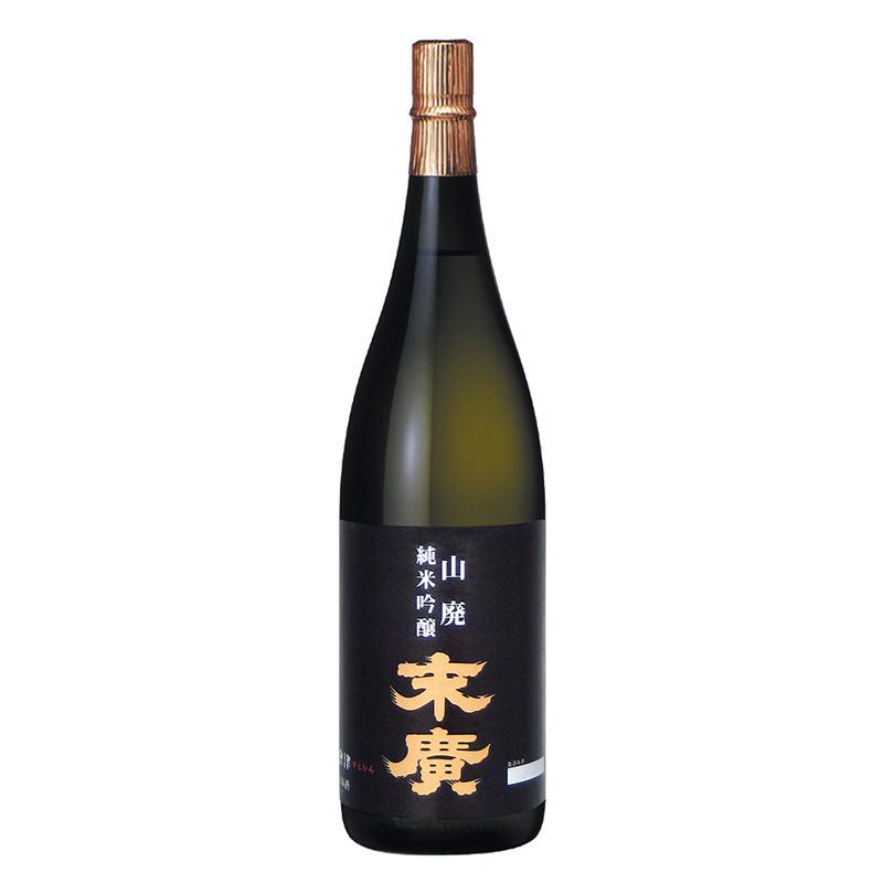 末廣酒造 山廃純米吟醸 末廣(福島県)