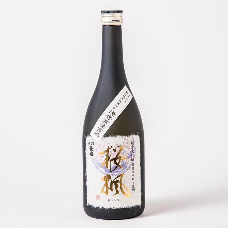舞姫 信州舞姫 桜楓 純米大吟醸袋搾り中取り原酒 720ml