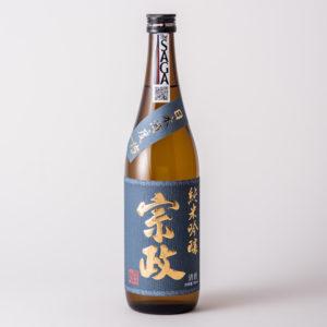 宗政酒造 清酒宗政 純米吟醸酒-15 720ml