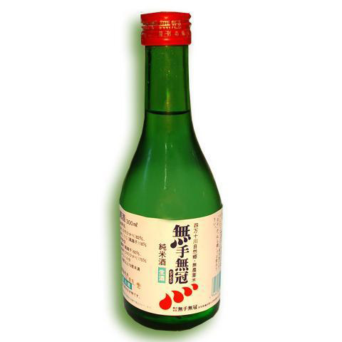 無手無冠 純米生原酒 300ml