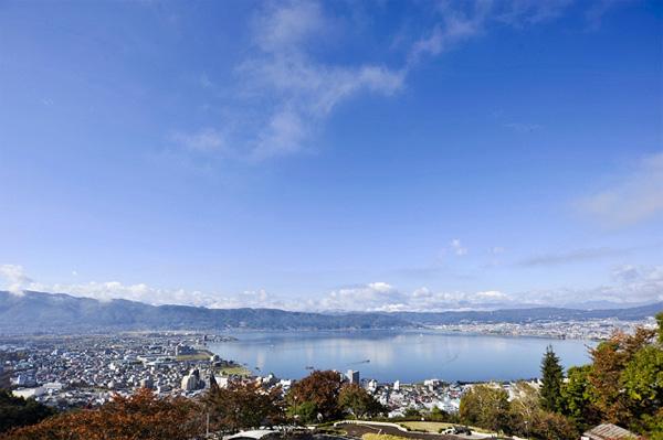 長野県諏訪湖
