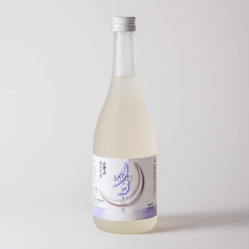 名倉山酒造 上撰 月弓かほり 純米吟醸720ml