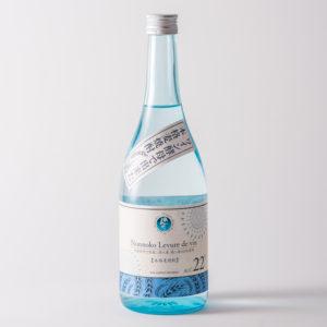 宗政酒造 本格麦焼酎 のんのこ ワイン酵母仕込み ブルーボトル 720ml