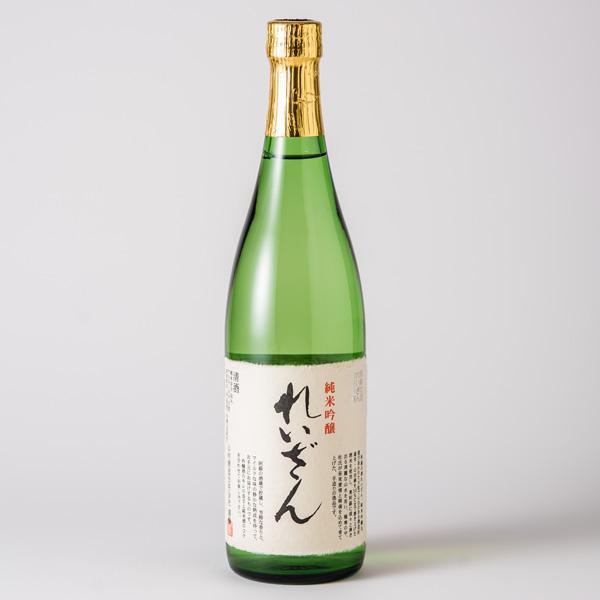 山村酒造 純米吟醸 れいざん 720ml