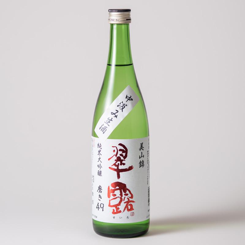 舞姫 翠露 純米大吟醸 中汲み生酒 美山錦 磨き49 720ml