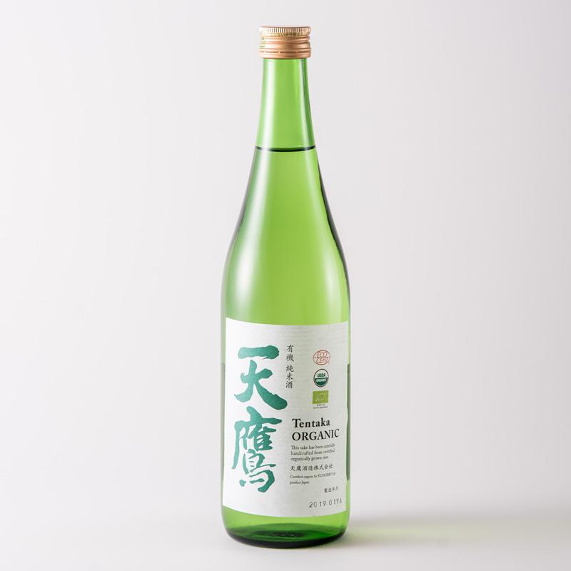 天鷹酒造 有機純米酒 天鷹720ml
