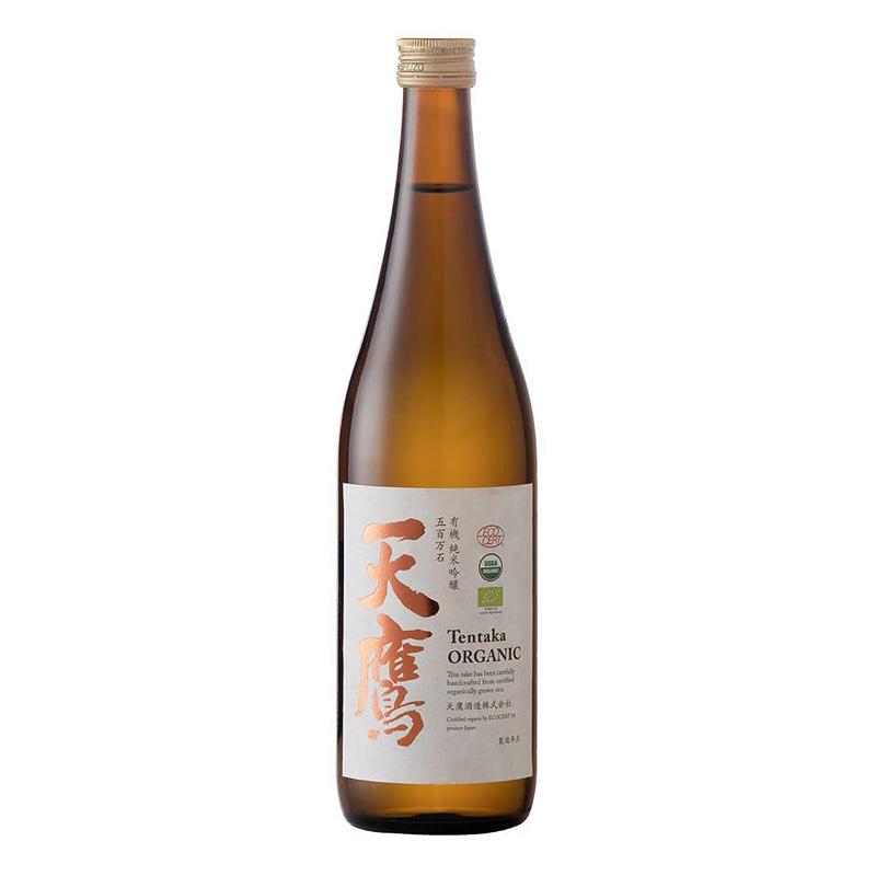 天鷹酒造 有機純米吟醸 天鷹五百万石720ml