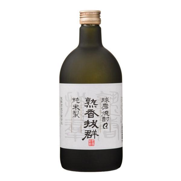 抜群酒造 熟香抜群 25度 720ml(熊本県)