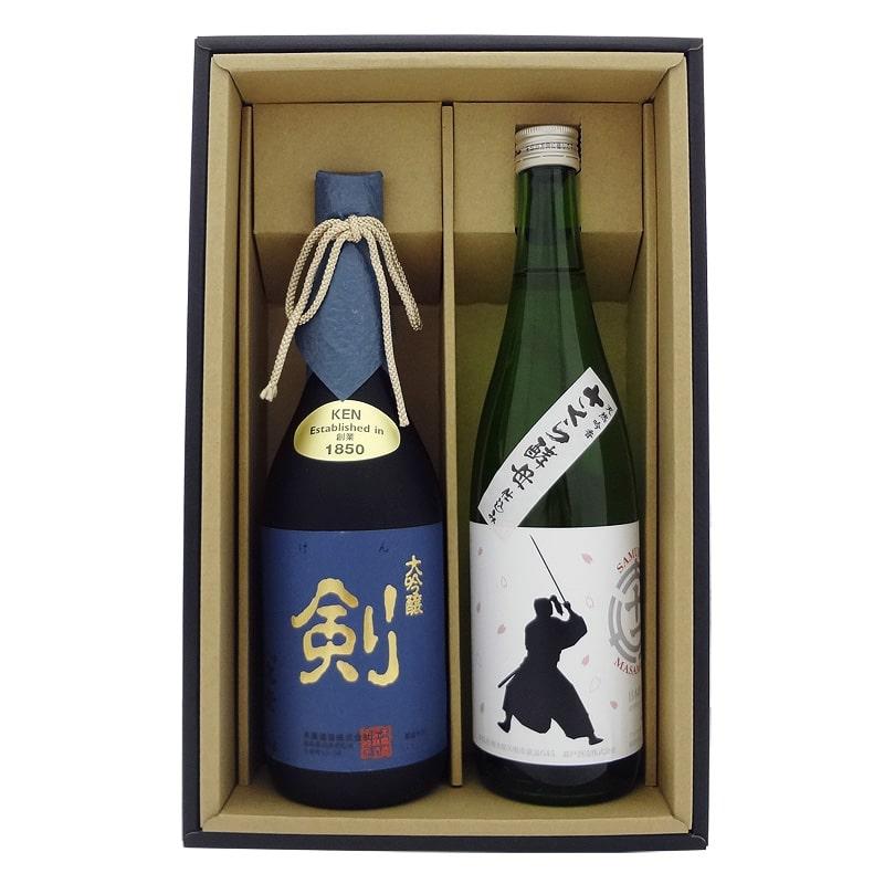 剣 & サムライ Set