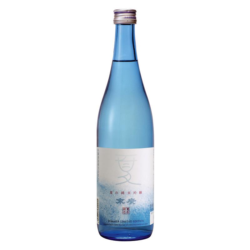 末廣酒造 末廣 夏 純米吟醸(福島県)