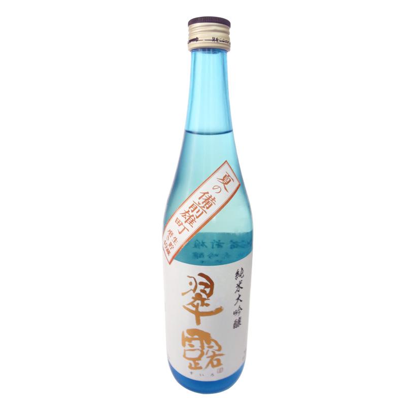 舞姫酒造 翠露 純米大吟醸 夏の雄町 生貯蔵 2019(長野県)