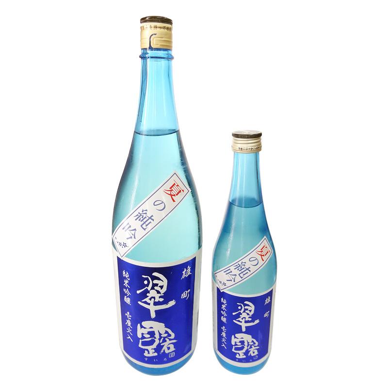 舞姫酒造 翠露 純米吟醸 夏の雄町 2019(長野県)