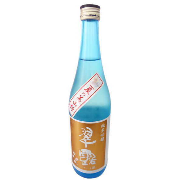 舞姫酒造 翠露 純米吟醸 夏美山(長野県)