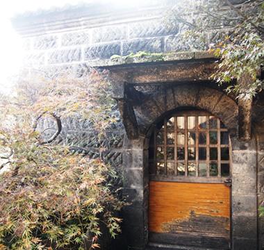 高田酒造場 石蔵
