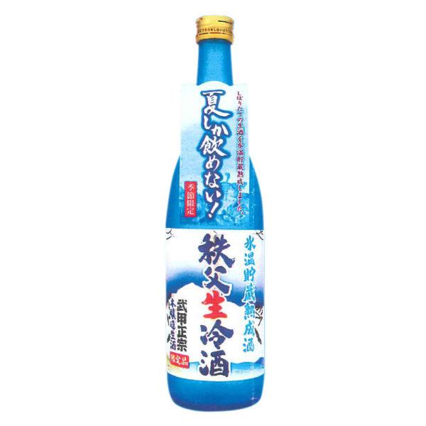 武甲酒造 秩父生冷酒720ml(埼玉県)