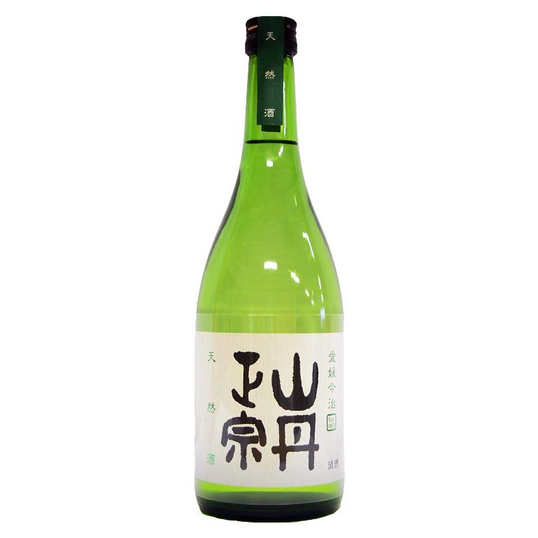 八木酒造部 山丹正宗 純米酒 フクヒカリ 720ml