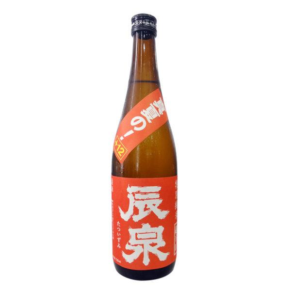 辰泉酒造 2019特純 辰泉 真夏の辛口 720ml(福島県)