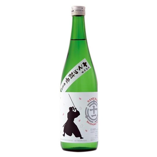 森戸酒造 特醸酒 サムライ 720ml