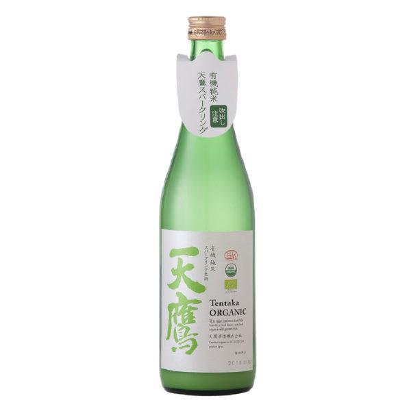 天鷹酒造 有機純米天鷹スパークリング生酒 720ml(栃木県)