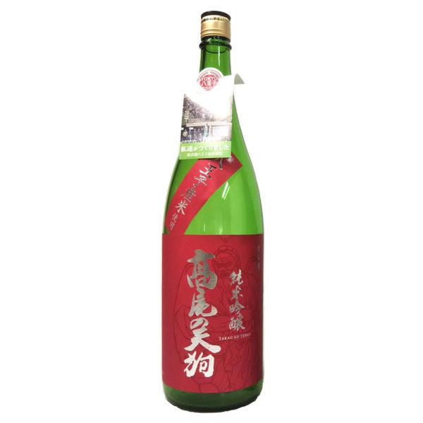 舞姫 高尾の天狗純米吟醸業務用 1800ml