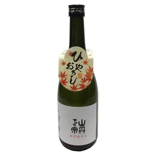 山丹正宗 ひやおろし純米酒720ml