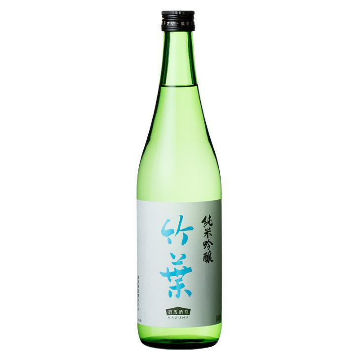 数馬酒造 竹葉 純米吟醸 720ml