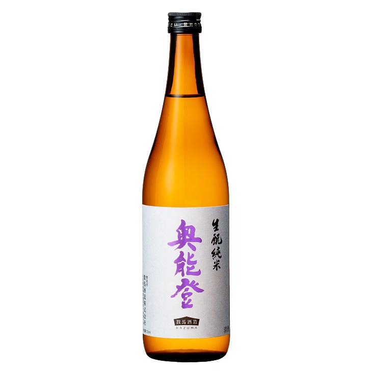 数馬酒造 竹葉 生酛純米 奥能登 720ml