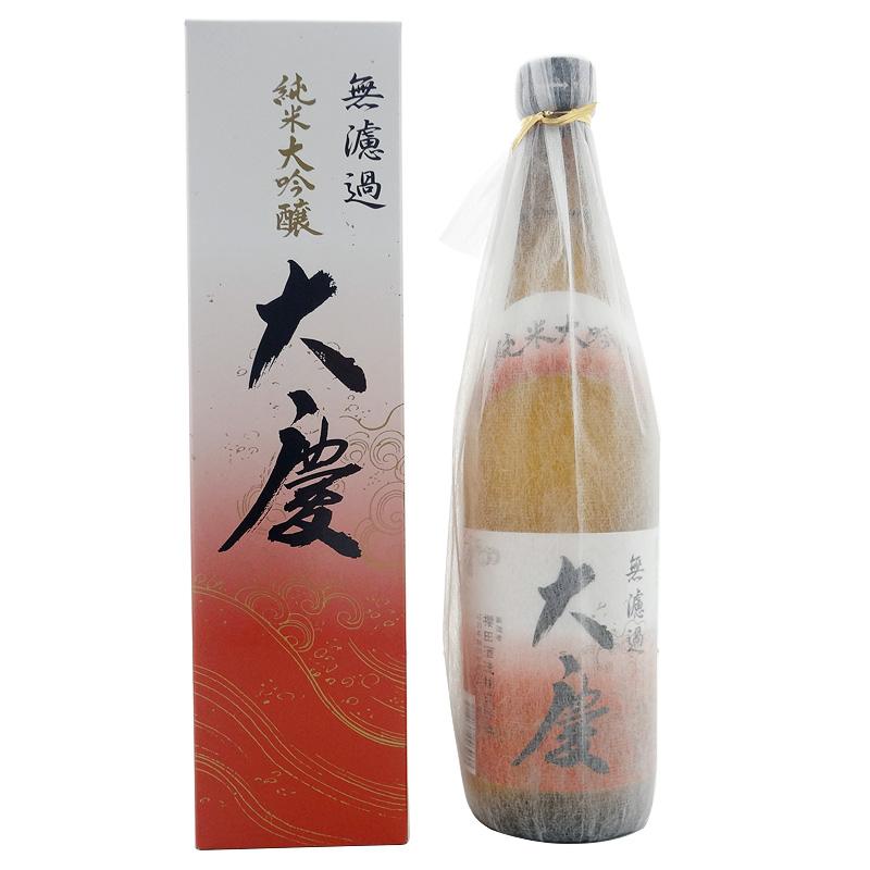 櫻田酒造 純米大吟醸 大慶 720ml