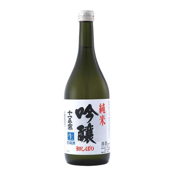 森戸酒造 純米吟醸(生貯)初しぼり 720ml