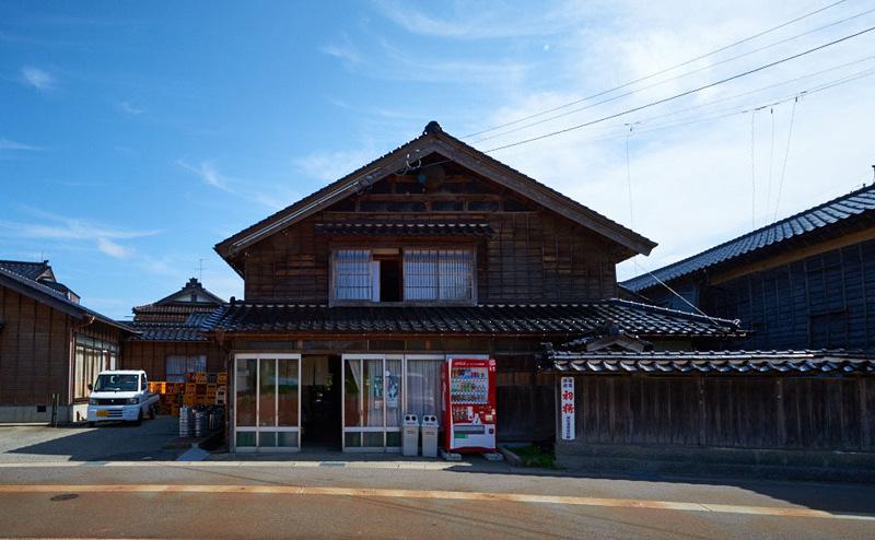 櫻田酒造 外観
