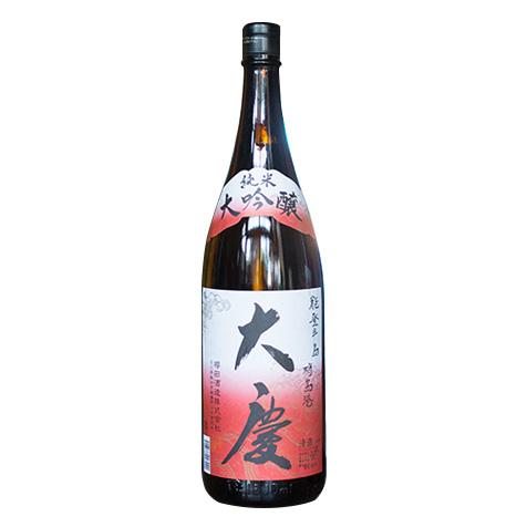 櫻田酒造 大慶 純米大吟醸 1800ml