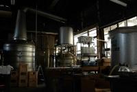 松下醸造場 減圧蒸留器
