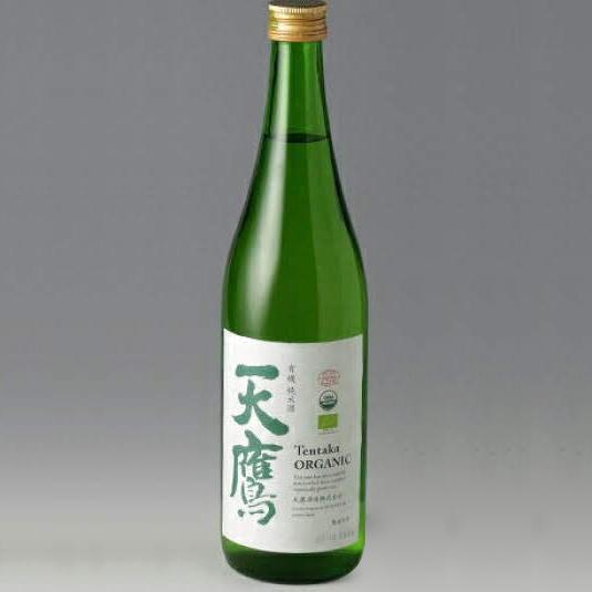 有機純米酒 天鷹
