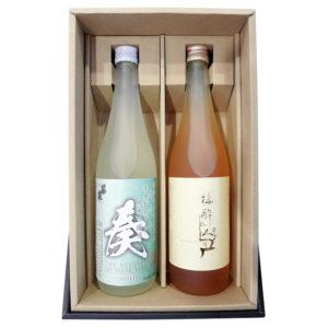 純米吟醸&梅酒 Set