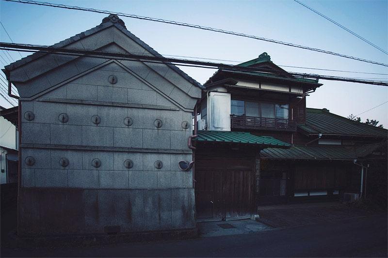 RiceWine『HINEMOS』醸造蔵−井上酒造 蔵外観