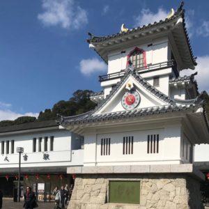 「球磨焼酎蔵めぐり」と「日本遺産人吉・球磨満喫」ツアー 人吉駅前のからくり時計