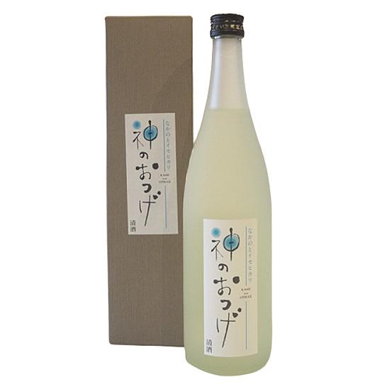 数馬酒造 生酛純米イセヒカリ 神のおつげ 720ml