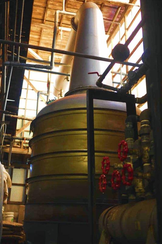 豊永酒造 蒸留器