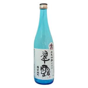 舞姫 翠露 純米吟醸 春の雄町 55 中汲み生酒 720ml