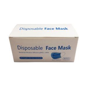 マスク商品箱