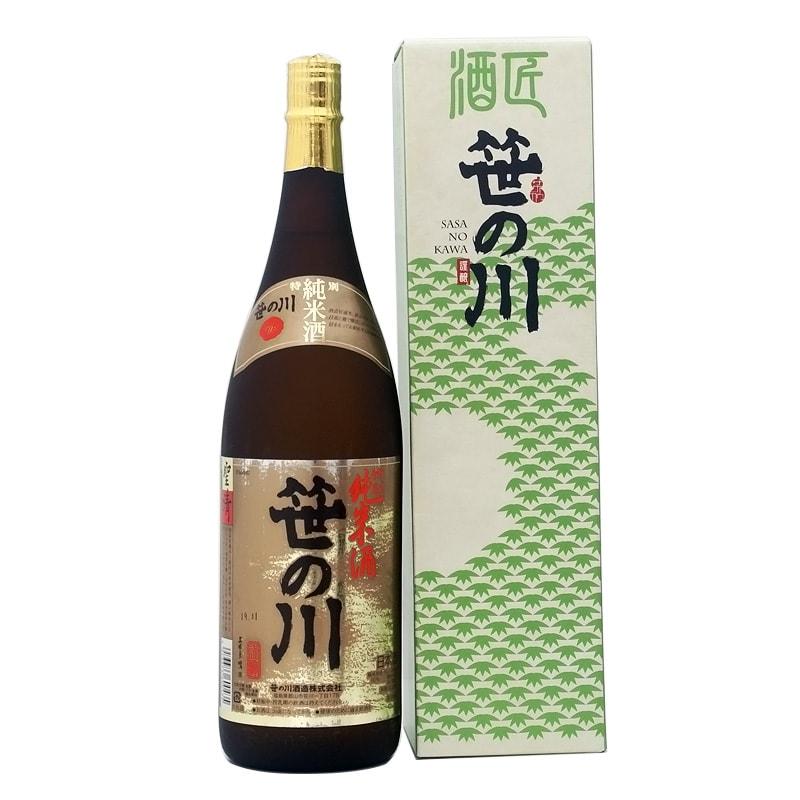 笹の川酒造 特別純米 笹の川 1800ml