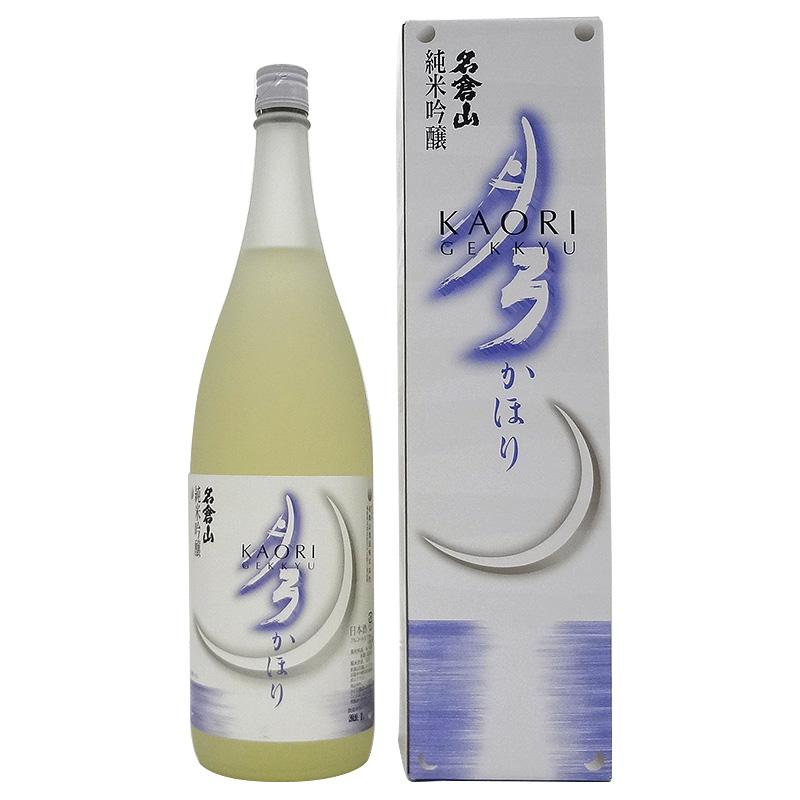名倉山酒造 上撰 月弓かほり 純米吟醸1800ml