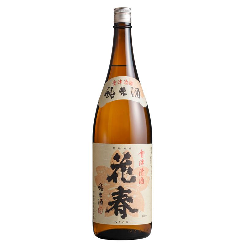 花春酒造 純米酒(濃醇中辛口)1800ml