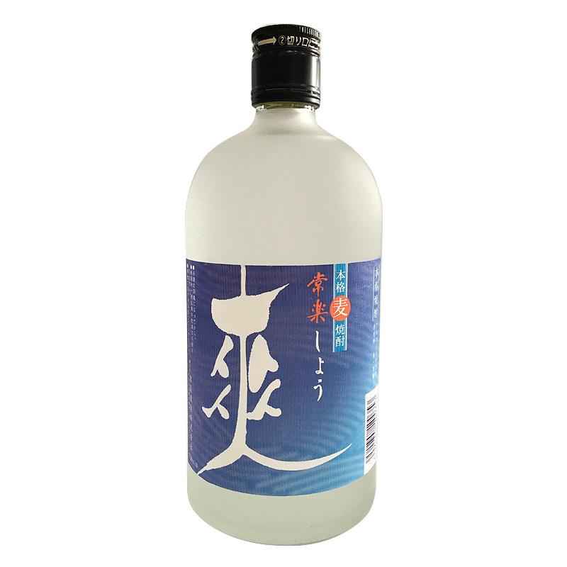 常楽酒造 常楽 爽(しょう)25% 720ml